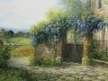 "Code VA01 cm 40x80 ""Campagna Toscana"""